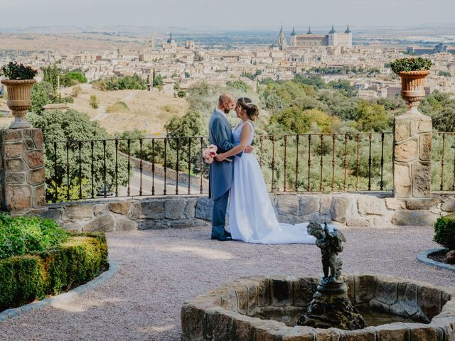 La boda de Jesús y Cristina en Toledo, Toledo 88