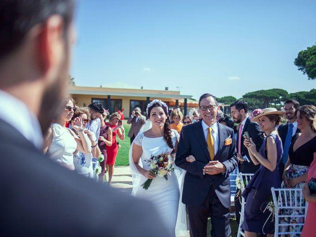 La boda de Nacho y Teresa en Chiclana De La Frontera, Cádiz 10