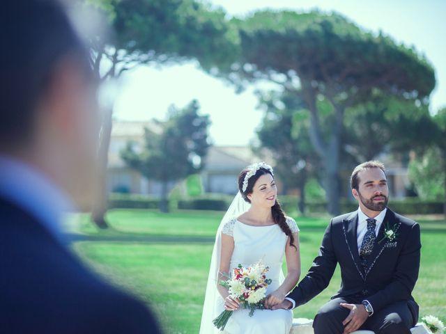 La boda de Teresa y Nacho