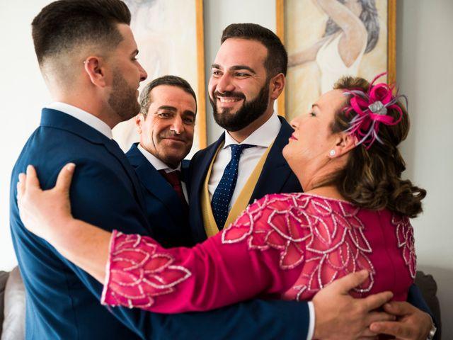 La boda de Carlos y Anabel en Castell De Ferro, Granada 7
