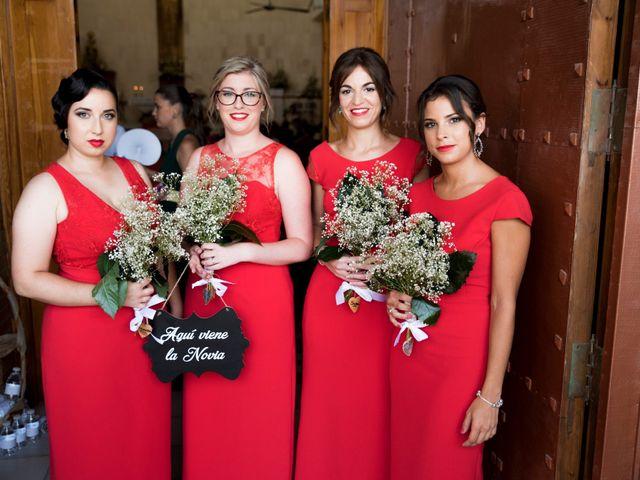 La boda de Carlos y Anabel en Castell De Ferro, Granada 15