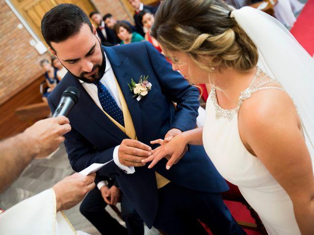 La boda de Carlos y Anabel en Castell De Ferro, Granada 16