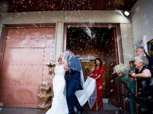 La boda de Carlos y Anabel en Castell De Ferro, Granada 18