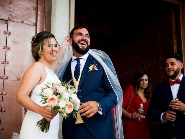 La boda de Carlos y Anabel en Castell De Ferro, Granada 19