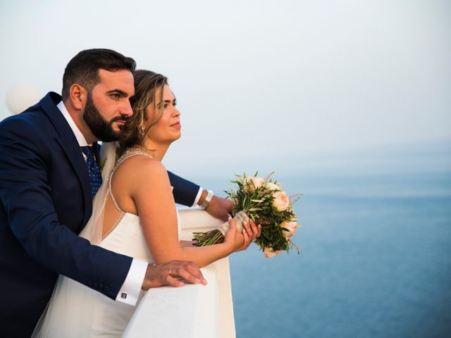 La boda de Carlos y Anabel en Castell De Ferro, Granada 23