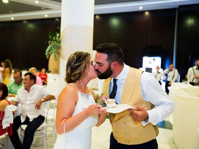 La boda de Carlos y Anabel en Castell De Ferro, Granada 27