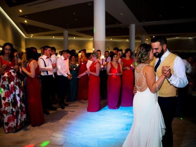 La boda de Carlos y Anabel en Castell De Ferro, Granada 28