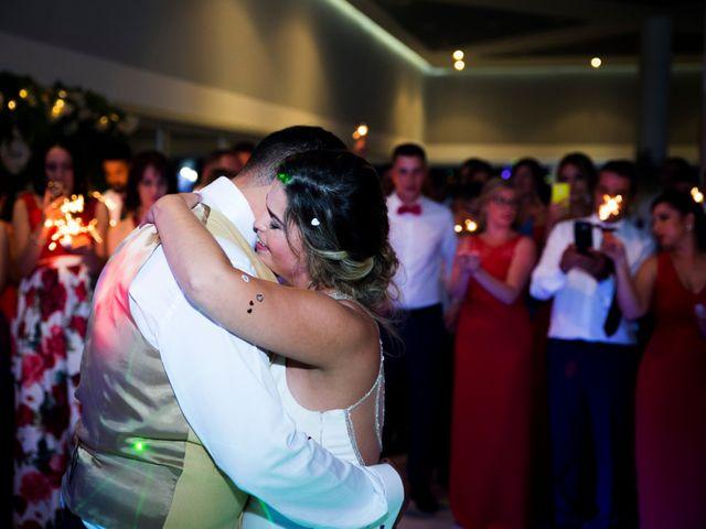 La boda de Carlos y Anabel en Castell De Ferro, Granada 30