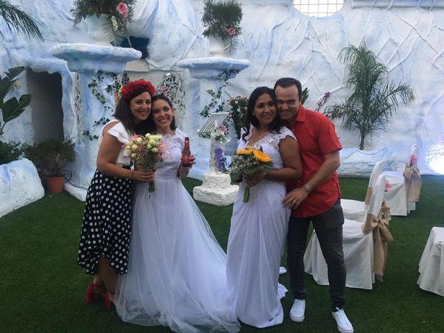 La boda de Nelly y Vanesa en Petrer, Alicante 7
