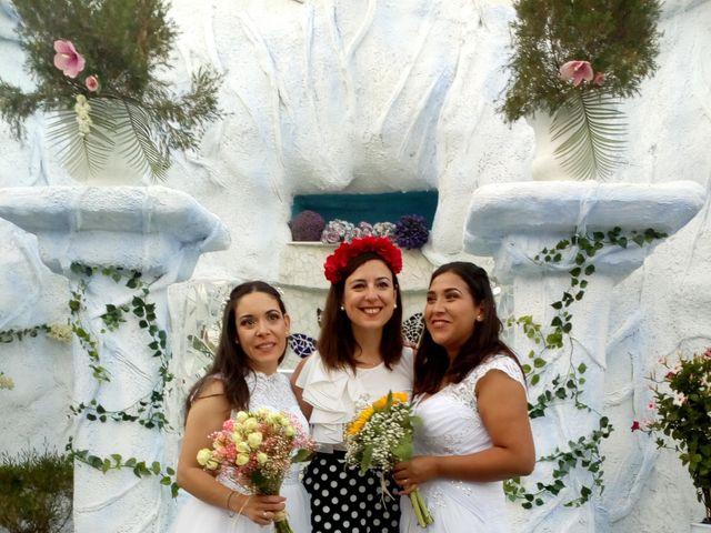 La boda de Nelly y Vanesa en Petrer, Alicante 13