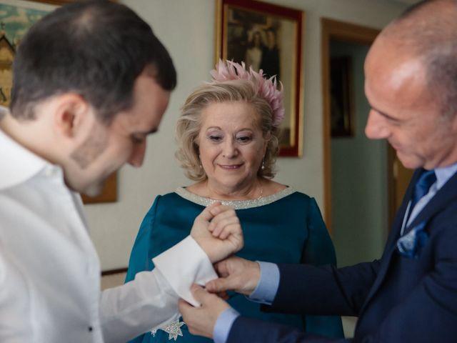 La boda de Francisco y Maria en Madrid, Madrid 10