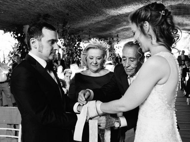 La boda de Francisco y Maria en Madrid, Madrid 54