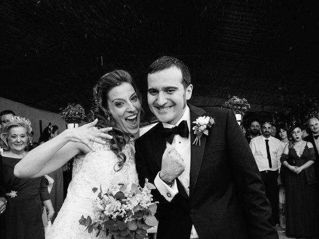 La boda de Francisco y Maria en Madrid, Madrid 57