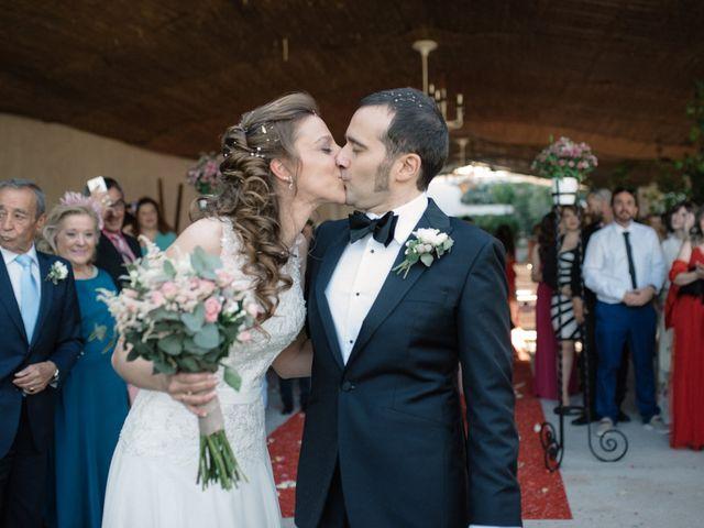 La boda de Francisco y Maria en Madrid, Madrid 1