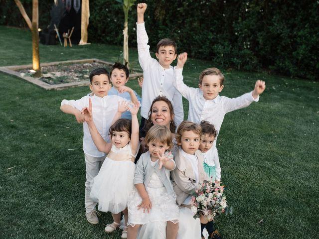 La boda de Francisco y Maria en Madrid, Madrid 75