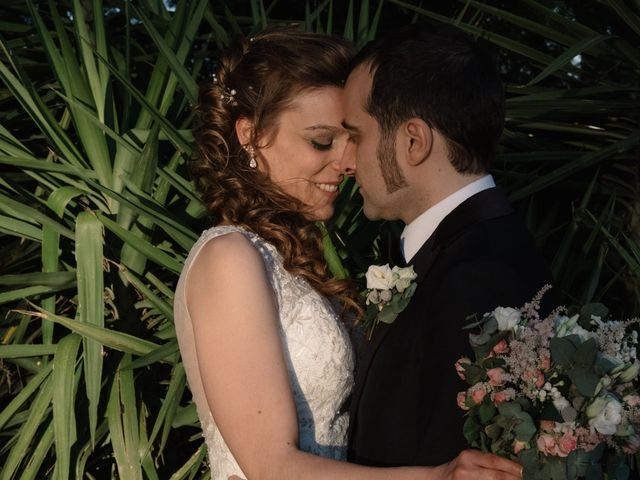 La boda de Francisco y Maria en Madrid, Madrid 81