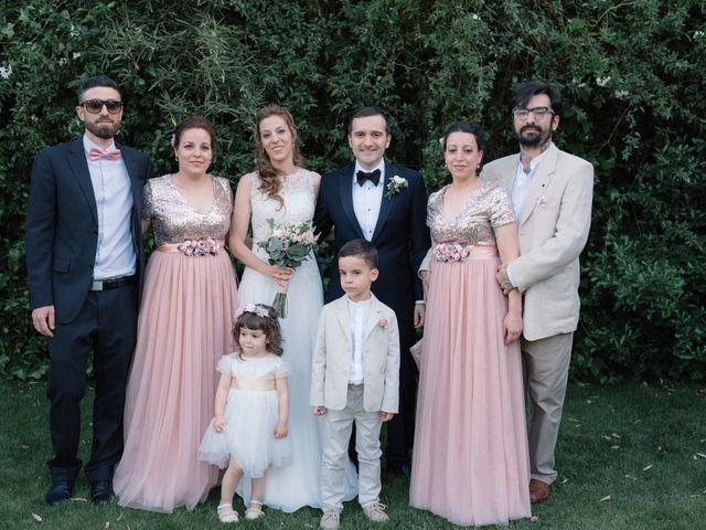 La boda de Francisco y Maria en Madrid, Madrid 91