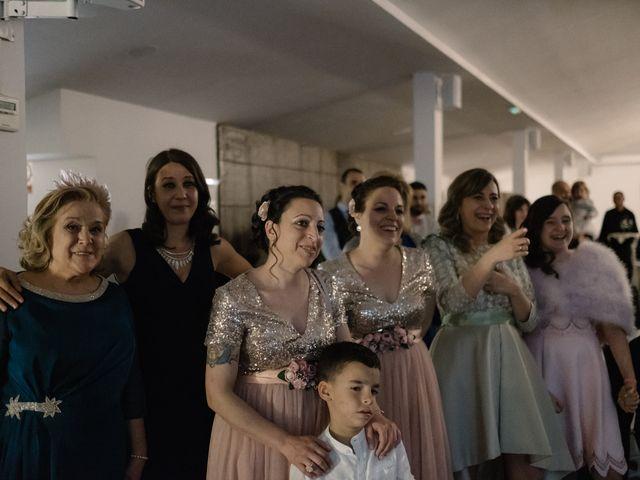 La boda de Francisco y Maria en Madrid, Madrid 111