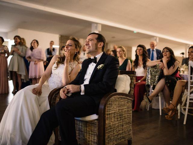 La boda de Francisco y Maria en Madrid, Madrid 113
