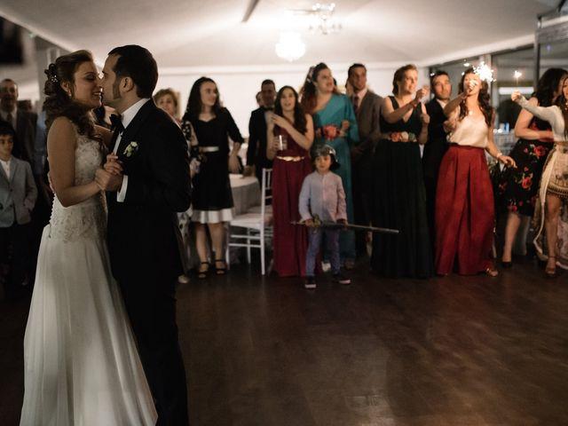 La boda de Francisco y Maria en Madrid, Madrid 115
