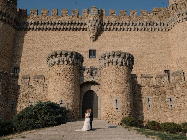 La boda de Francisco y Maria en Madrid, Madrid 129