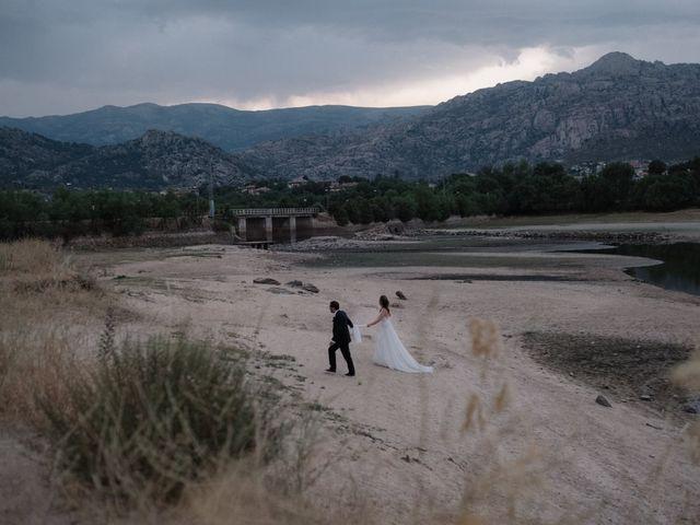 La boda de Francisco y Maria en Madrid, Madrid 134