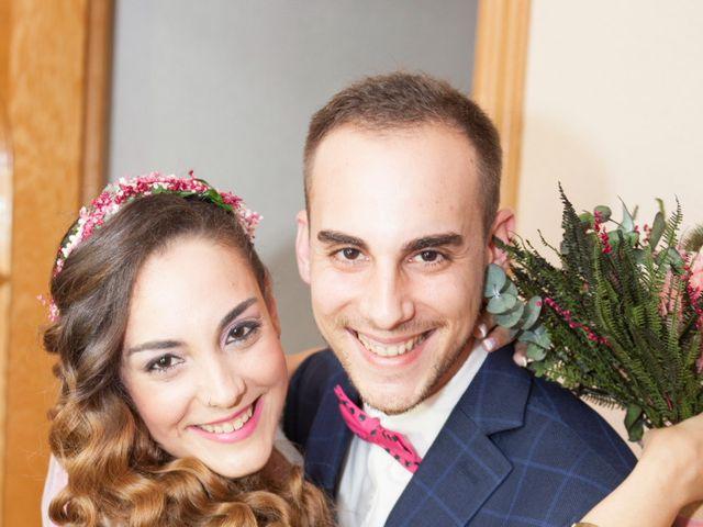 La boda de Rubén y Patricia en Algete, Madrid 17