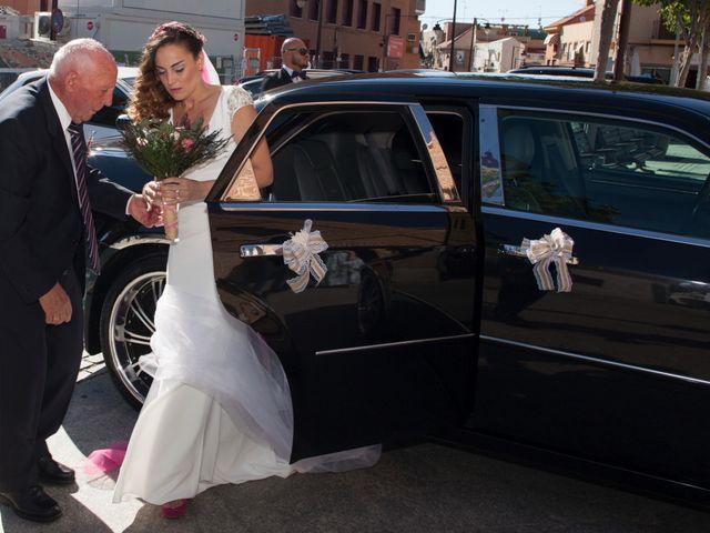 La boda de Rubén y Patricia en Algete, Madrid 18