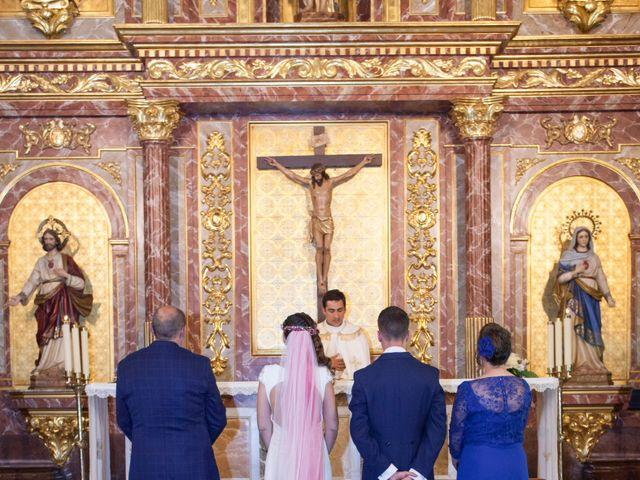 La boda de Rubén y Patricia en Algete, Madrid 19