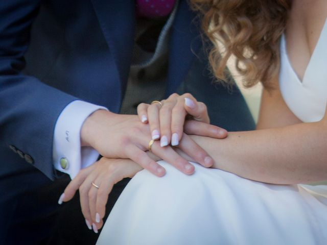 La boda de Rubén y Patricia en Algete, Madrid 1