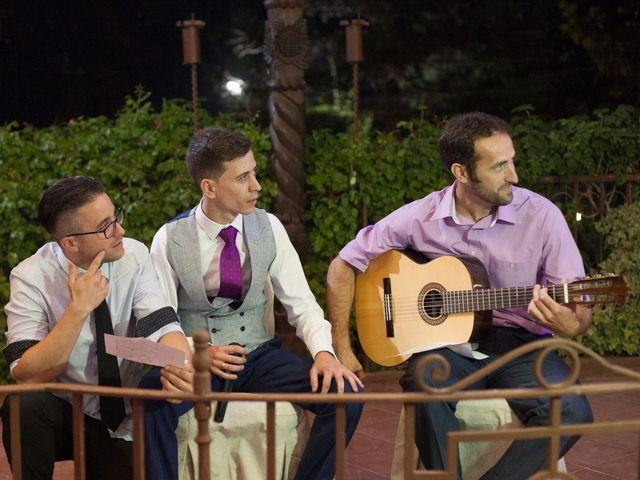 La boda de Rubén y Patricia en Algete, Madrid 36