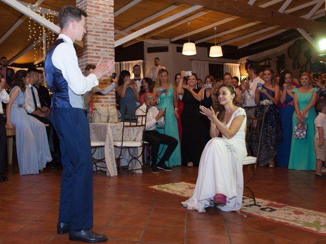 La boda de Rubén y Patricia en Algete, Madrid 37