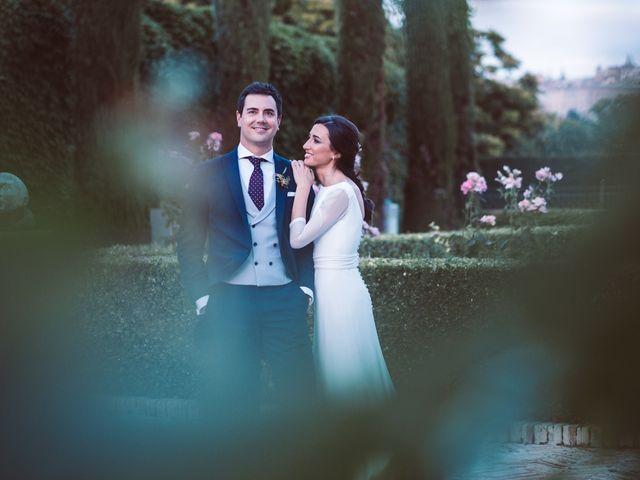 La boda de Esther y Benajmin