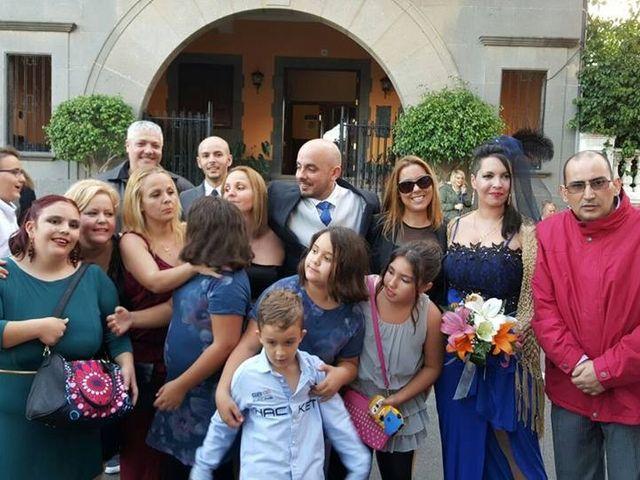 La boda de Francisco Miguel Suárez Rodríguez y Maria González Barrera en Las Palmas, Santa Cruz de Tenerife 2