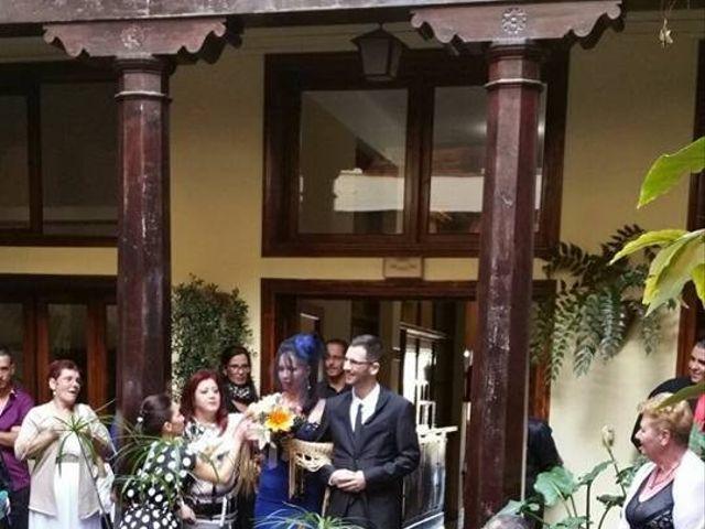 La boda de Francisco Miguel Suárez Rodríguez y Maria González Barrera en Las Palmas, Santa Cruz de Tenerife 4