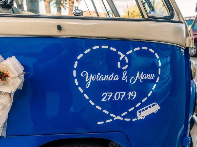 La boda de Manuel y Yolanda en Collado Villalba, Madrid 17
