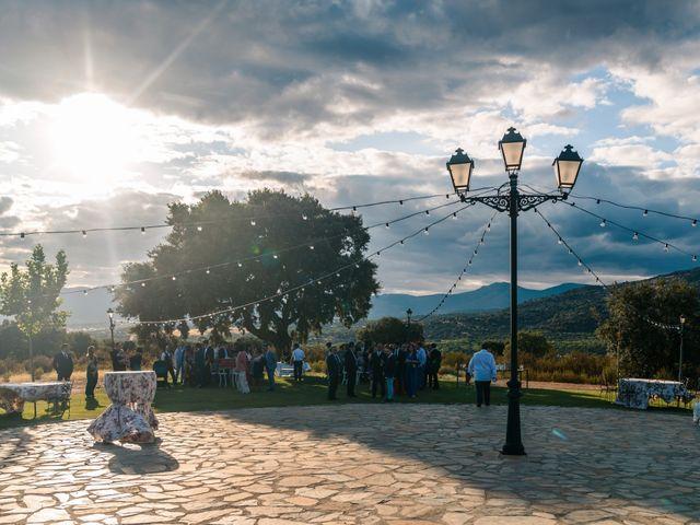 La boda de Manuel y Yolanda en Collado Villalba, Madrid 20