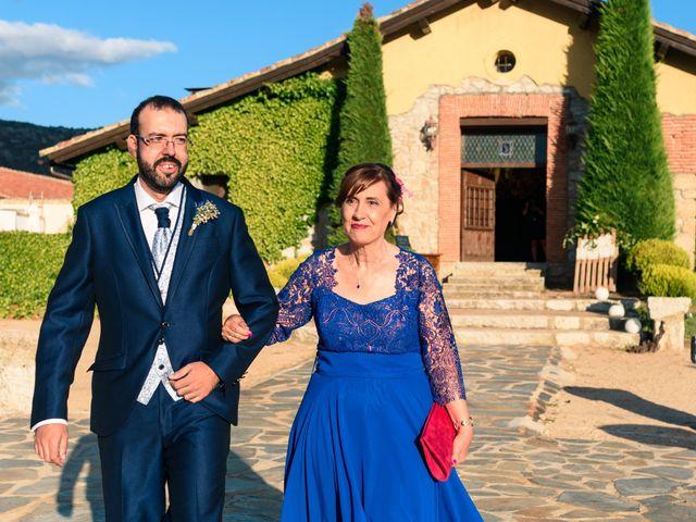 La boda de Manuel y Yolanda en Collado Villalba, Madrid 21