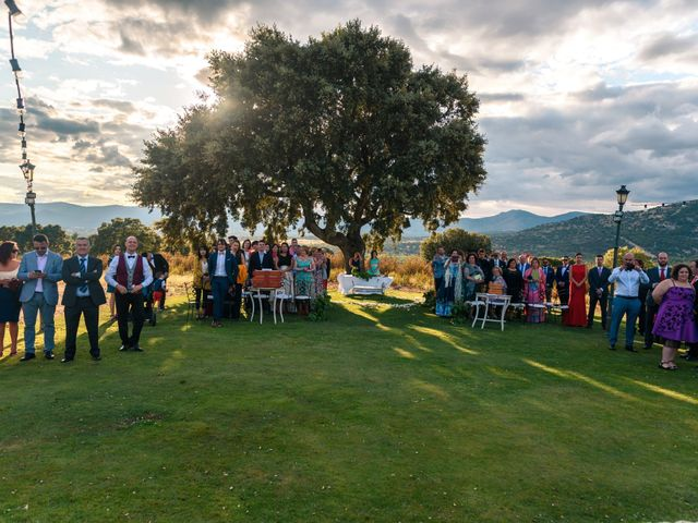 La boda de Manuel y Yolanda en Collado Villalba, Madrid 22
