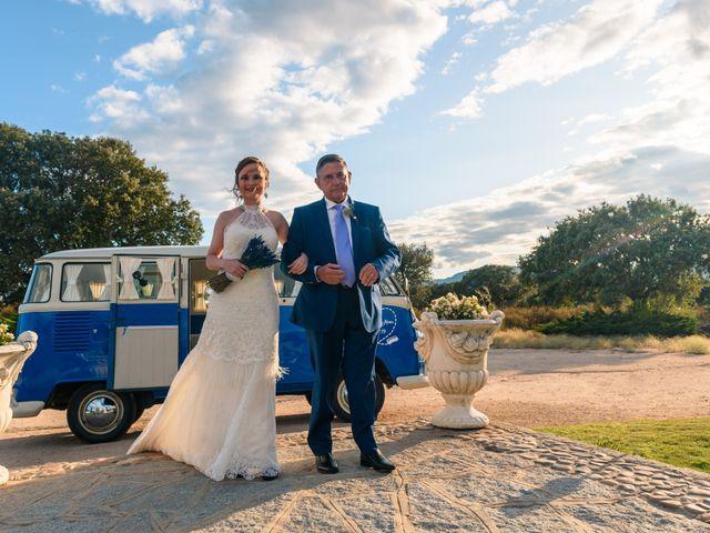 La boda de Manuel y Yolanda en Collado Villalba, Madrid 25