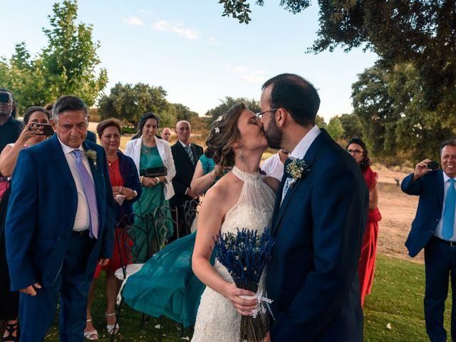 La boda de Manuel y Yolanda en Collado Villalba, Madrid 28