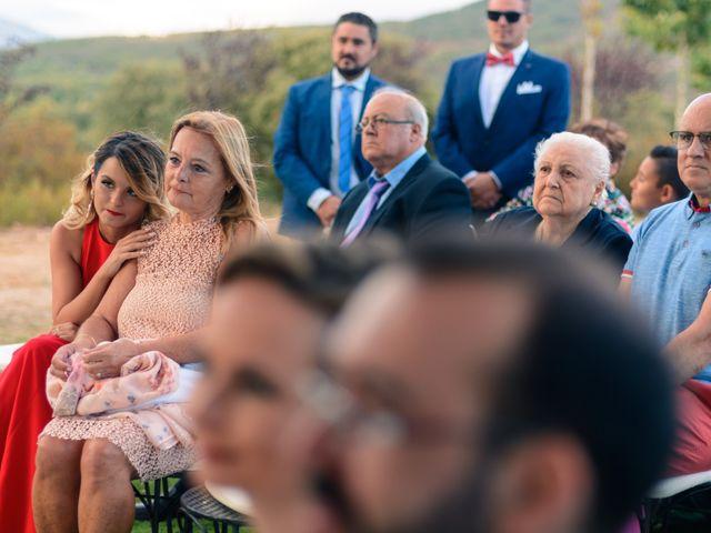 La boda de Manuel y Yolanda en Collado Villalba, Madrid 32