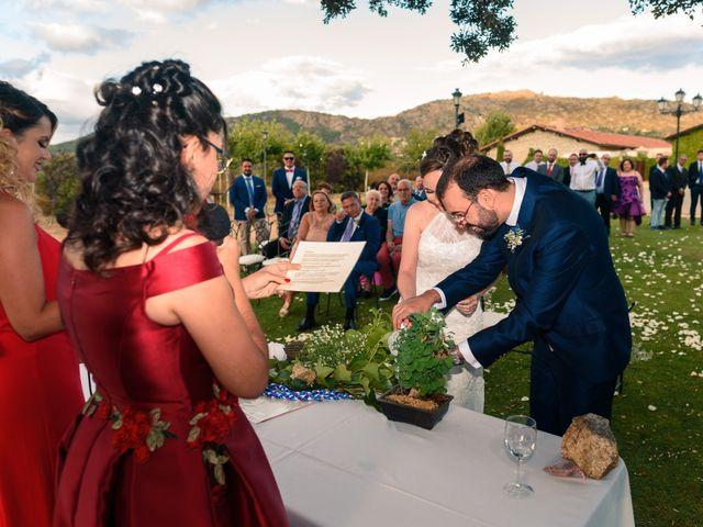La boda de Manuel y Yolanda en Collado Villalba, Madrid 38