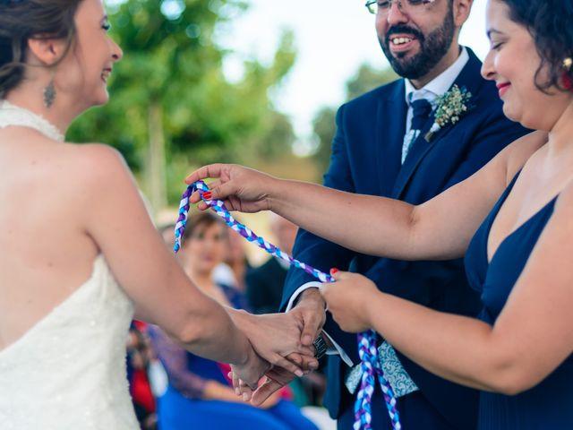 La boda de Manuel y Yolanda en Collado Villalba, Madrid 39