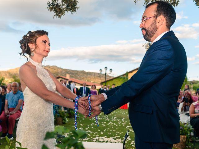 La boda de Manuel y Yolanda en Collado Villalba, Madrid 40