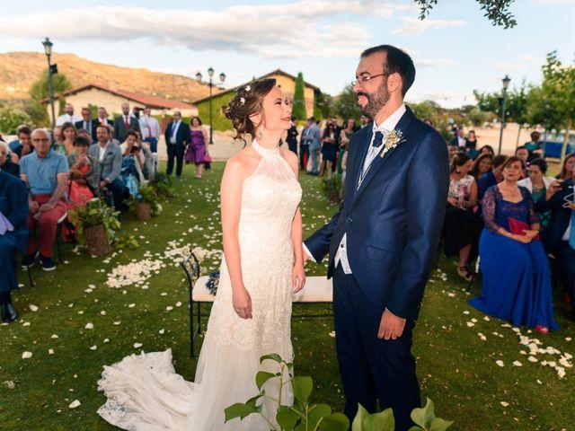 La boda de Manuel y Yolanda en Collado Villalba, Madrid 41