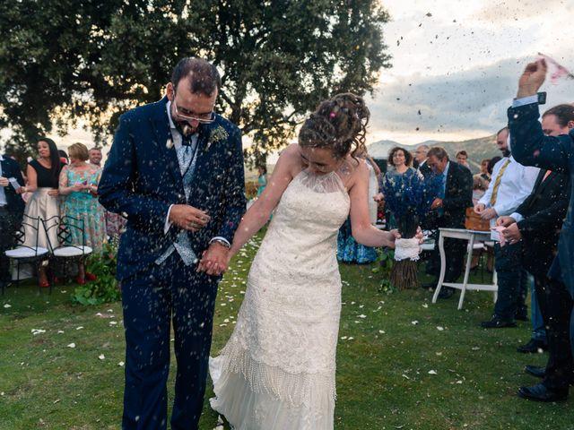 La boda de Manuel y Yolanda en Collado Villalba, Madrid 43