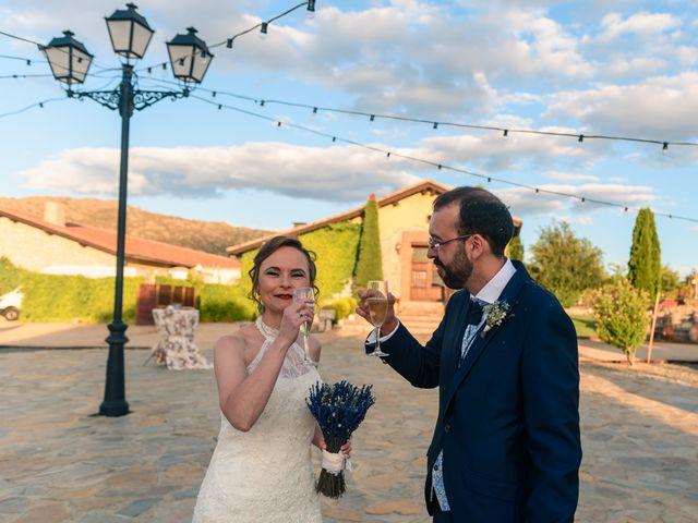 La boda de Manuel y Yolanda en Collado Villalba, Madrid 44