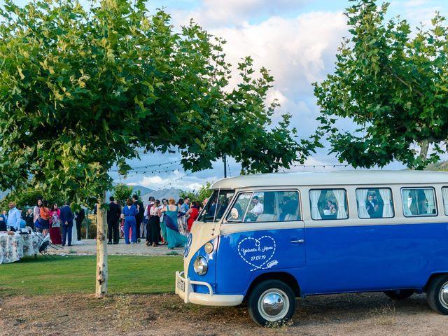 La boda de Manuel y Yolanda en Collado Villalba, Madrid 46