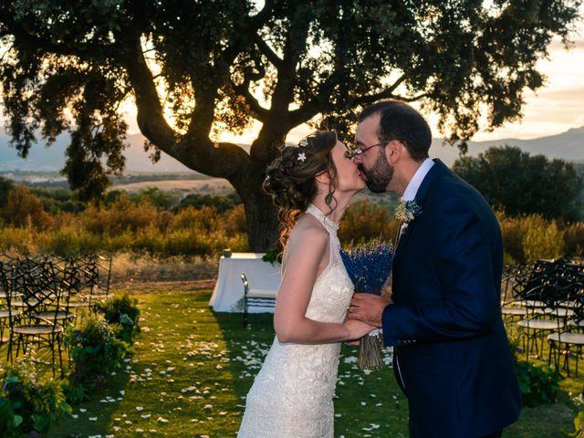 La boda de Manuel y Yolanda en Collado Villalba, Madrid 48